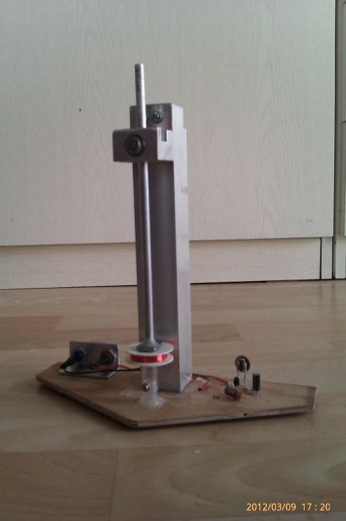 Elektromagnetické kyvadlo
